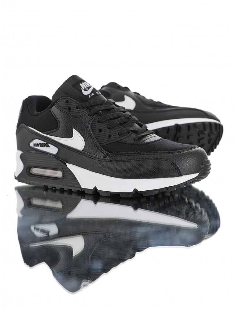 Asequible Descuentos Nike Air Max 90 Essential grises Nike